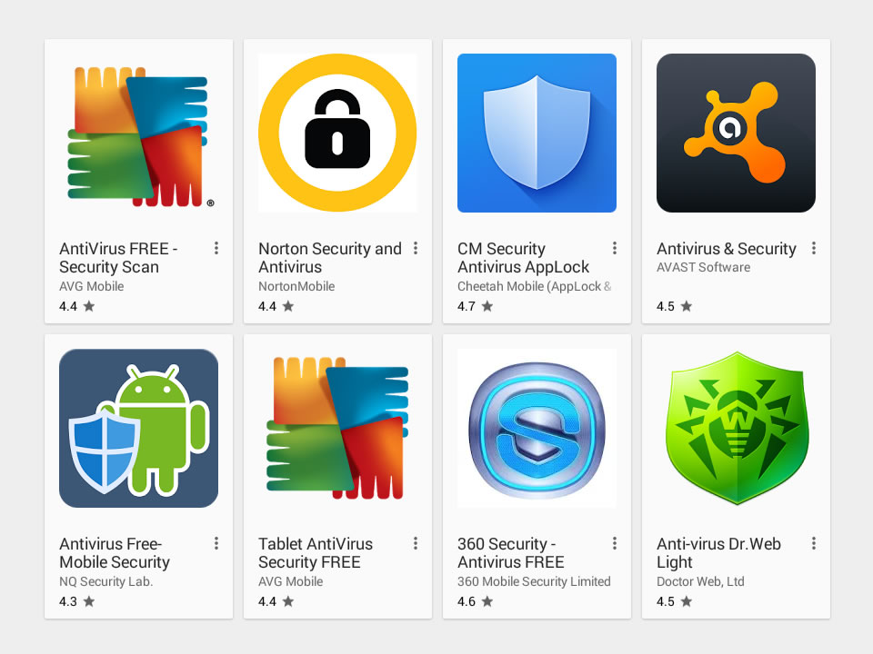free antivirus software for android phone